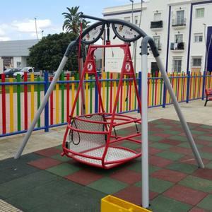 Los parques infantiles adaptados y el nuevo catálogo de juegos de Aunor, presentes en medios y revistas del sector
