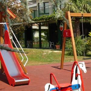 Parques infantiles para hostelería, bares, restaurantes y cafeterías
