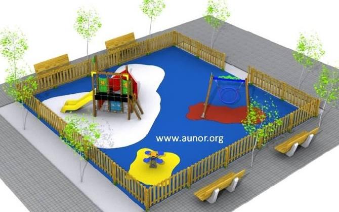 Precios de parques infantiles