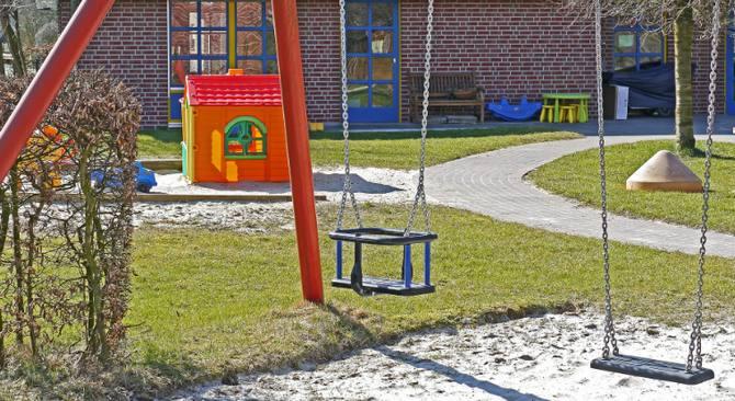 Columpios para parques infantiles: ventajas y cómo elegirlos