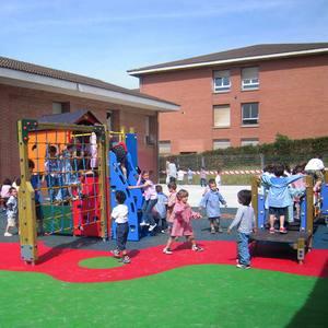 Parques infantiles para guarderías y escuelas infantiles