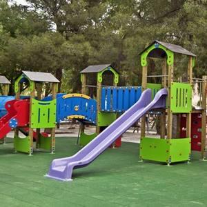 Toboganes para parques, colegios y comunidades