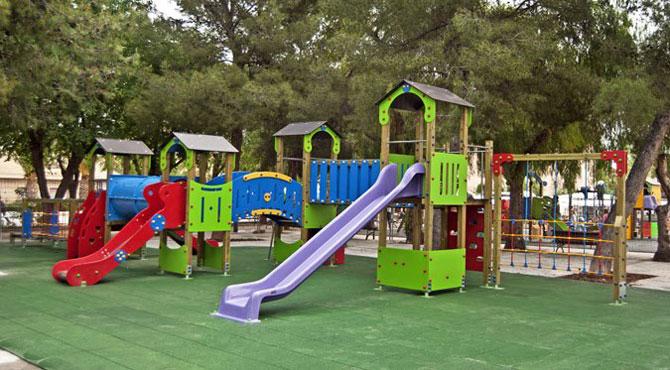 Toboganes Para Parques Colegios Y Comunidades