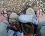 Preparation for the Camino